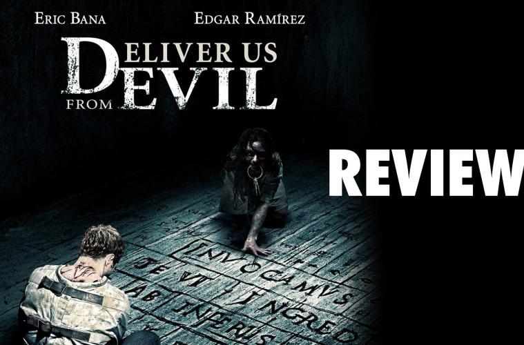 deliver from us evil film yorumu