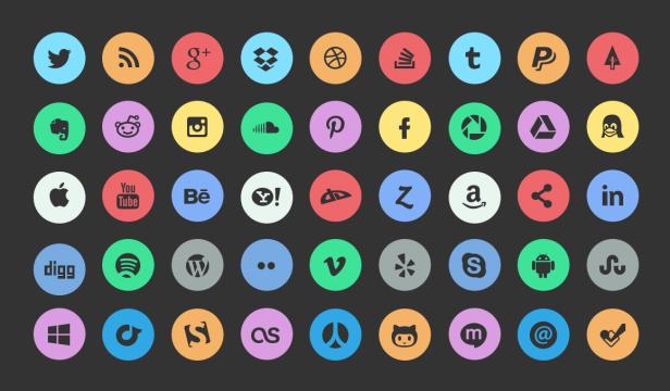 sosyal medya paylas butonlari