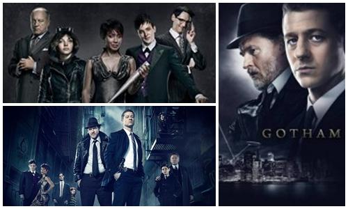 Gotham Dizisi ve Replikleri