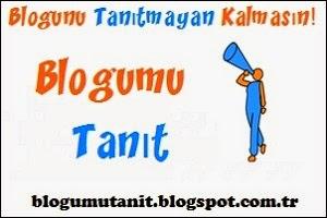 Blogumu Tanıt – Blogunu Tanıtmak İsteyenlere