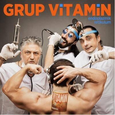 Grup Vitamin 2015 – Endoplazmik Redikulum Albümü