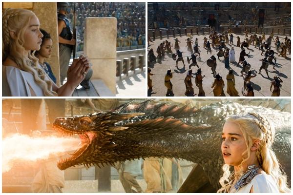 Game of Thrones 5.Sezon 9.Bölüm ile Gönülleri Fethetti