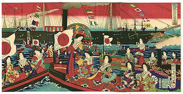 japonya meiji dönemi