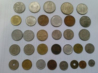 para koleksiyonum