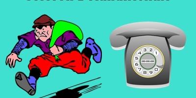 telefon dolandiricilari hakkinda hersey