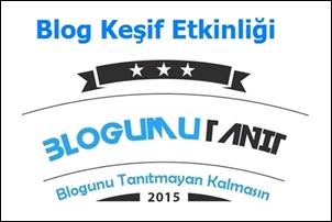 Blog Keşif Etkinliği'ne Davetlisiniz