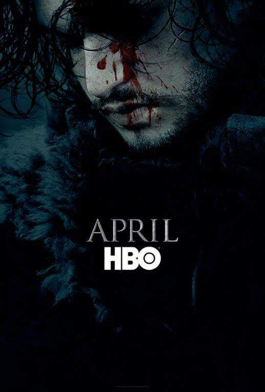 game of thrones 6.sezon poster