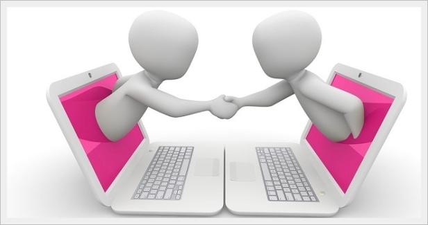 blog yazarlarinin birbirine destegi