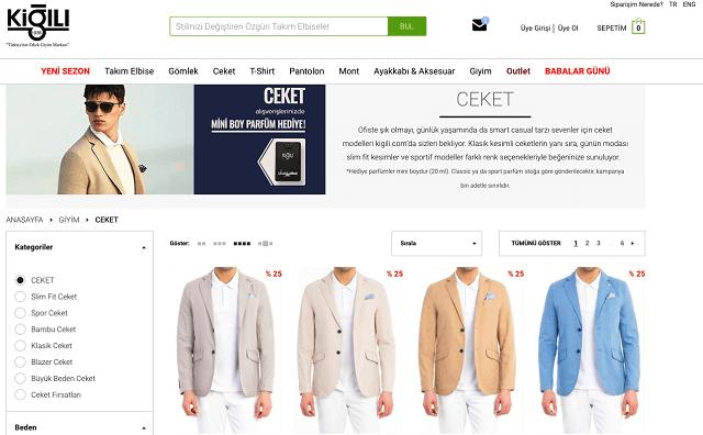 erkek ceket kombinleri