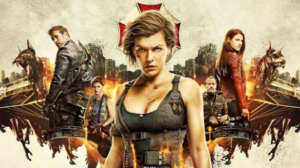 resident evil - the final chapter film yorumu