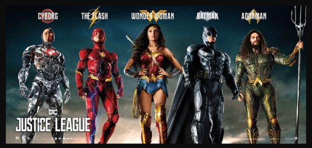 Justice League Adalet Birligi