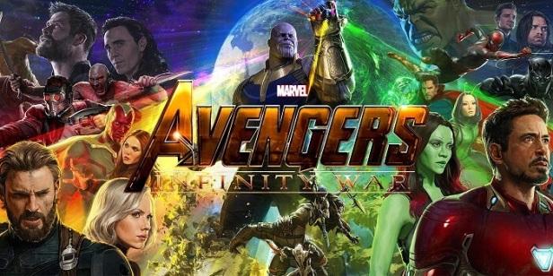 avengers infinity war filmi