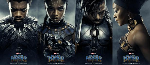 black panter filmi
